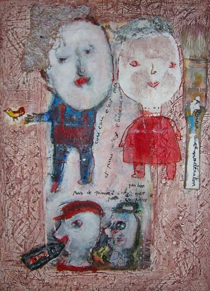 Du Salon d'Automne à Paris à Bann'Art en Ardèche, de la Croix Rousse au Marché de la Création de Lyon... dans /NOS AMIS ARTISTES/ cimg62341